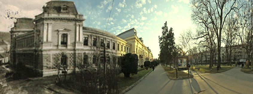 Zgrada načelstva u Požarevcu