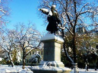 Spomenik knezu Milosu TOG Pozarevac (3)